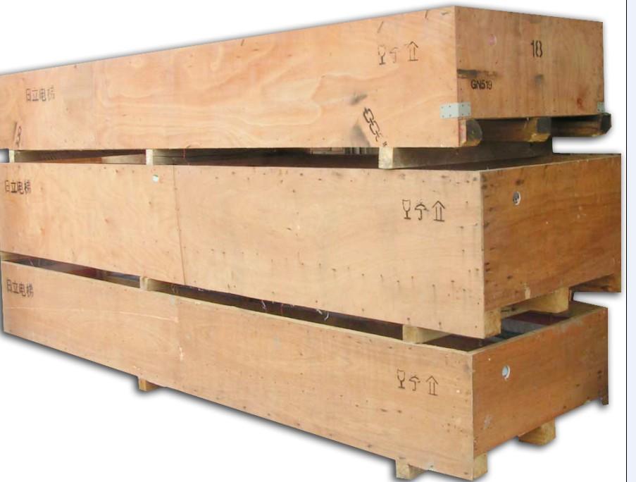 熏蒸包装箱——实木+胶合板混搭结构
